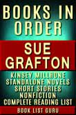 Sue Grafton Books in Order