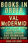 Val McDermid Books in Order